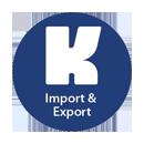 kimportexport